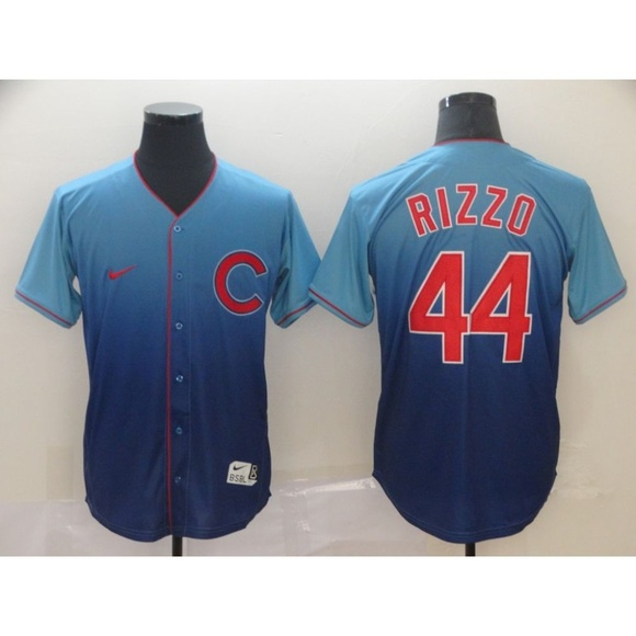 cheaper 3f178 02fad Chicago Cubs Anthony Rizzo Jersey